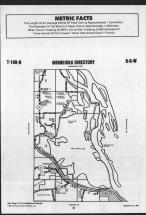 Map Image 008, Wabasha County 1989 Published by Farm and Home Publishers, LTD