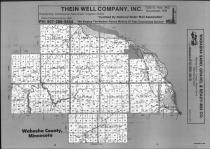 Index Map, Wabasha County 1990