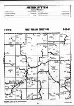 Map Image 002, Wabasha County 1990