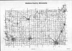 Index Map, Wadena County 1986