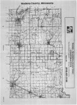 Index Map, Wadena County 1988