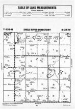 Shell River T138N-R34W, Wadena County 1988