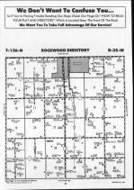 Rockwood T136N-R35W, Wadena County 1990 Published By Farm and Home Publishers, LTD
