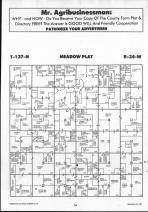 Meadow T137N-R34W, Wadena County 1990 Published By Farm and Home Publishers, LTD