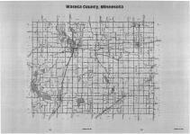Index Map, Waseca County 1988
