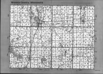 Index Map, Waseca County 1990