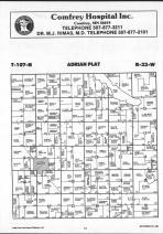 Map Image 005, Watonwan County 1991