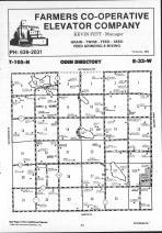 Map Image 014, Watonwan County 1991