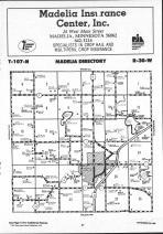 Map Image 022, Watonwan County 1991