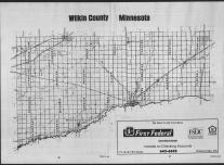 Index Map, Wilkin County 1989