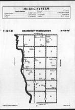 Map Image 023, Wilkin County 1989