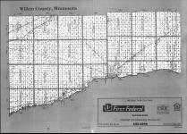 Index Map, Wilkin County 1990
