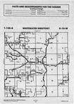 White Water T108N-R10W, Winona County 1988 Published by Farm and Home Publishers, LTD