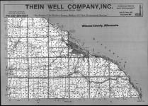 Index Map, Winona County 1990 Published By Farm and Home Publishers, LTD