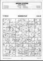 Warren T106N-R8W, Winona County 1990 Published By Farm and Home Publishers, LTD