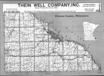 Index Map, Winona County 1991