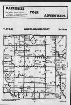 Map Image 001, Wright County 1989