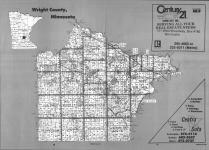 Index Map, Wright County 1991 Published by Farm and Home Publishers, LTD