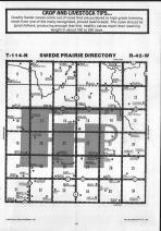 Swede Prairie T114N-R42W, Yellow Medicine County 1984 Published by Farm and Home Publishers, LTD