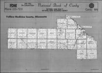 Index Map, Yellow Medicine County 1990