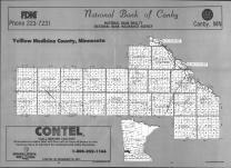 Index Map, Yellow Medicine County 1991
