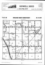 Map Image 001, Adair County 1991