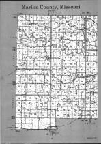 Marion County Index Map 001, Marion and Shelby Counties 1991