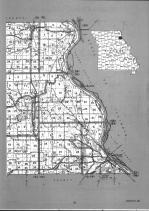 Shelby County Index Map 002, Marion and Shelby Counties 1991