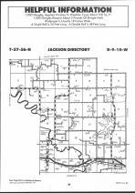 Shelby County Map Image 007, Marion and Shelby Counties 1991