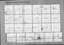 Index Map, Barnes County 1991
