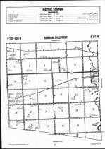 Sargent County Map Image 012, Ransom and Sargent Counties 1990