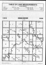 Sargent County Map Image 017, Ransom and Sargent Counties 1990