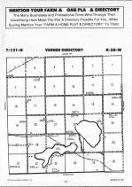 Sargent County Map Image 009, Ransom and Sargent Counties 1991