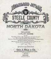 Title Page, Steele County 1911
