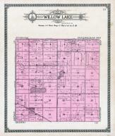 Willow Lake Township, Luverne, Steele County 1911