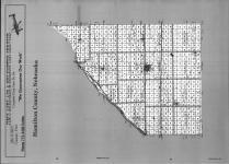 Index Map, Hamilton County 1990
