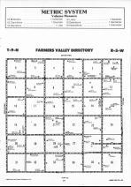 Farmers Valley T9N-R5W, Hamilton County 1990