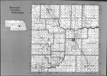 Index Map, Howard County 1990