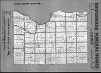 Index Map, Knox County 1990