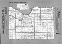 Index Map, Knox County 1991