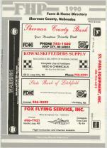 Title Page, Sherman County 1990