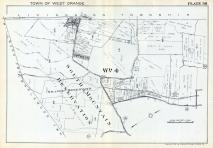 Plate 038, Essex County 1932 - East Orange - West Orange