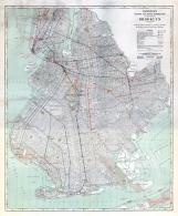 Brooklyn 1920c Transit Map, Brooklyn 1920c Transit Map