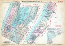 Index Map, Westchester County 1931 Vol 3