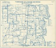 Page 008 - Township 13 S. Ranges 4 and 5 W.W.M., Rickard, Long River, Greenberry, Hoacum Island, Benton County 1962