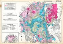 Index Map - Zoning, Providence 1937