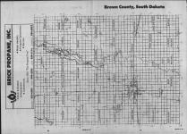 Index Map, Brown County 1990
