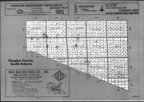 Index Map, Douglas County 1990