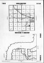 Map Image 001, Gregory County 1990