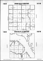 Map Image 004, Gregory County 1990